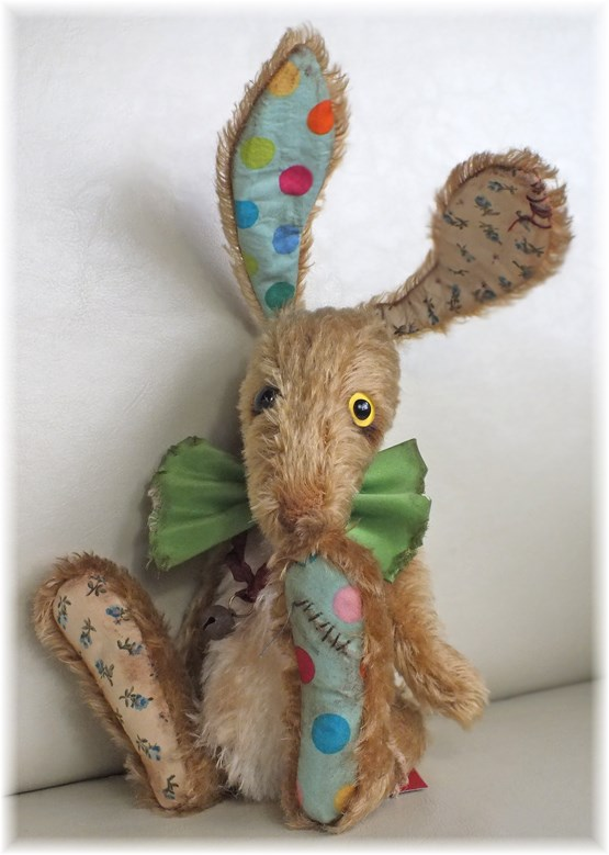 Mr Riddle - He's Mad! Mad March Hare - ADOPTED