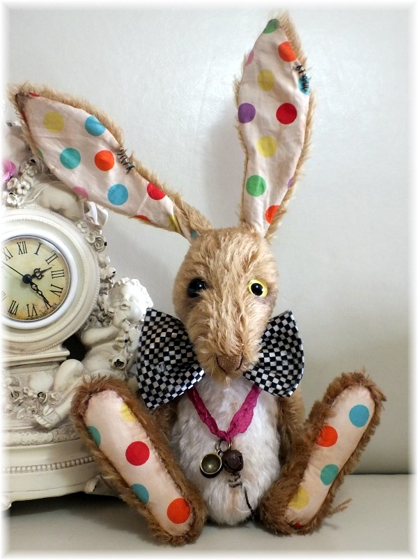 Mr. Nincompoop - Lunatic Mad March Hare - ADOPTED
