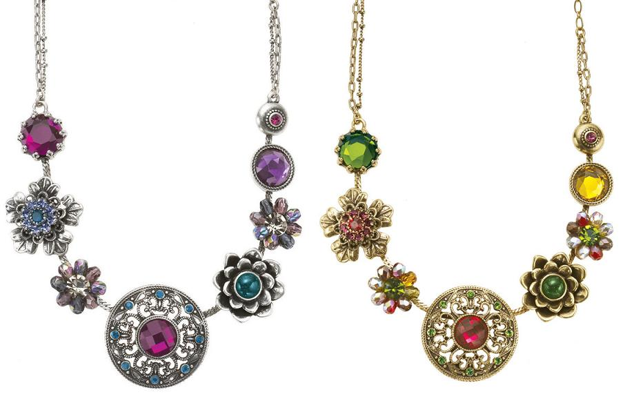 The Bohm - Wild Flower - All-Round Flower Necklace