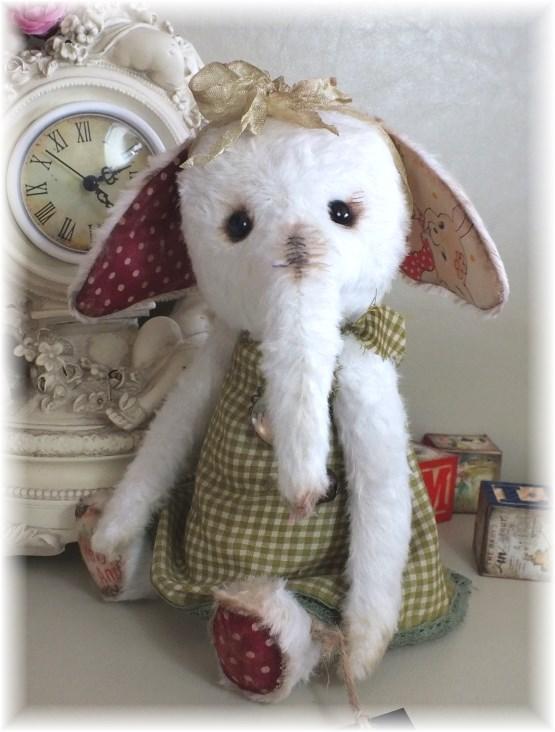 Patty Cake - Adorable Baby Girl Elephant