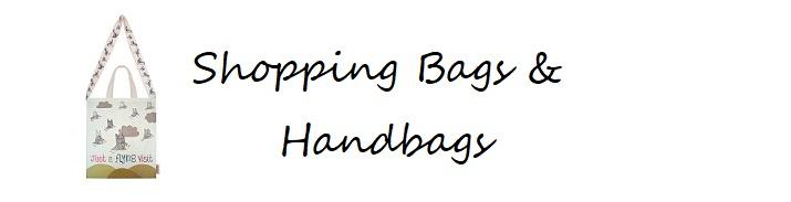 Shopping Bags & Handbags