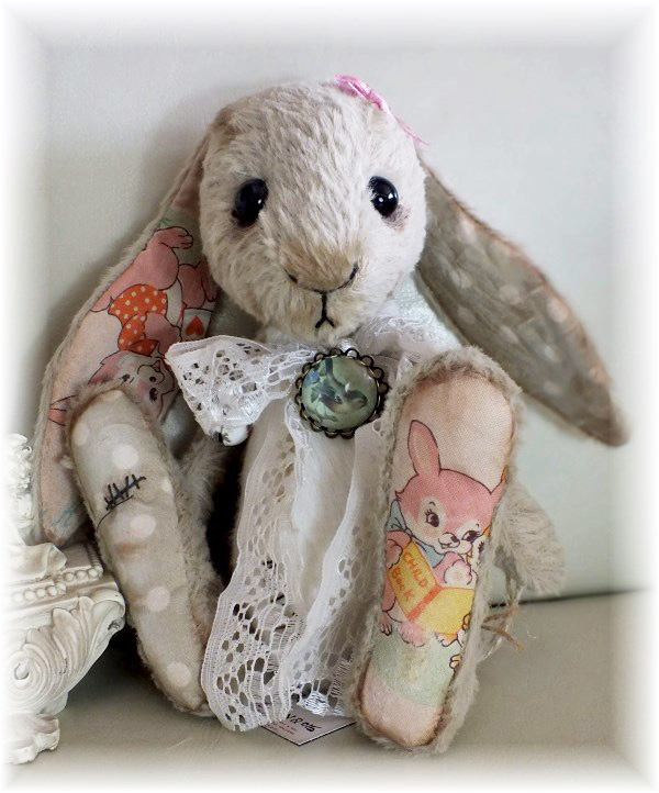 Sorrel - The Little Shy Rabbit