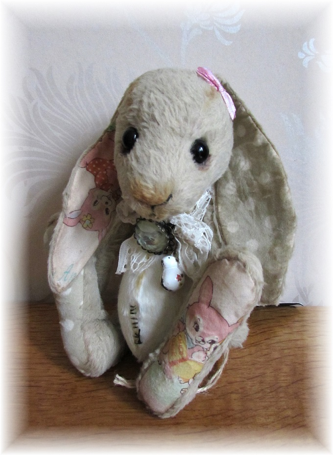 Sorrel - Little Shy Rabbit - ADOPTED