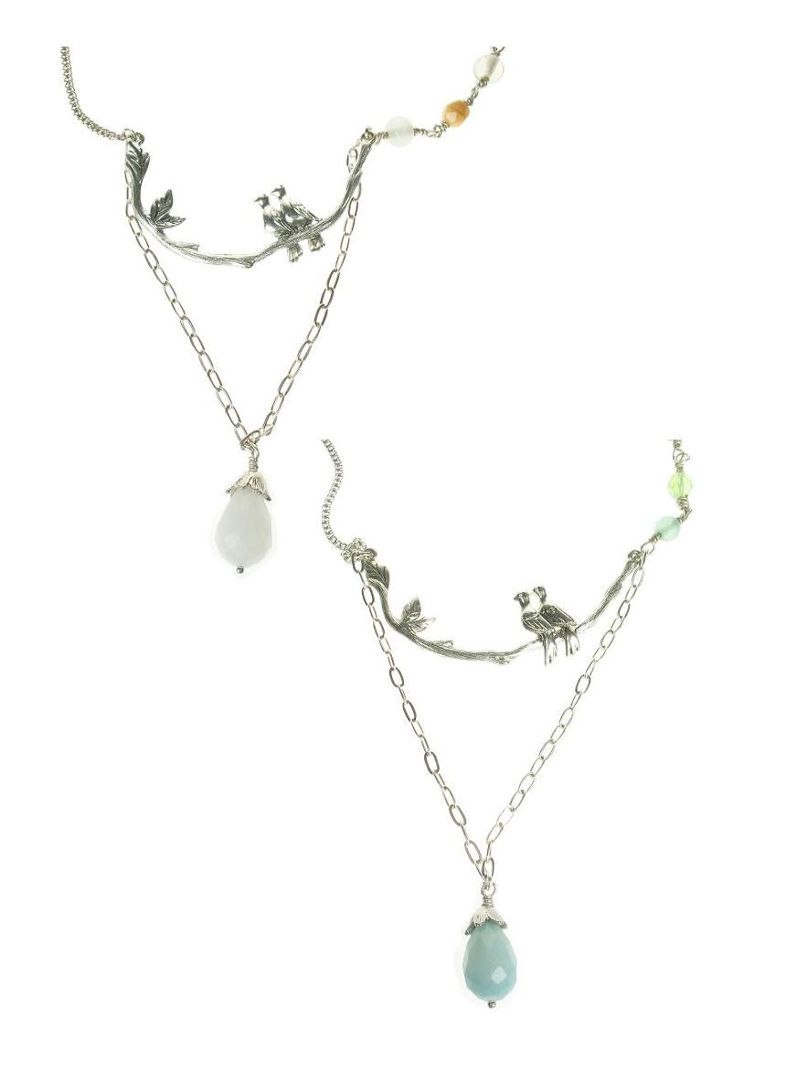 Bohm 'Birds And The Bees' Necklace