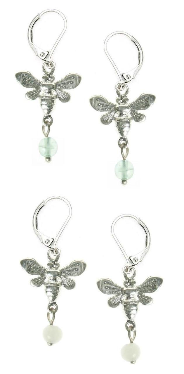 Bohm 'Birds And The Bees' Bumble Bee Earrings